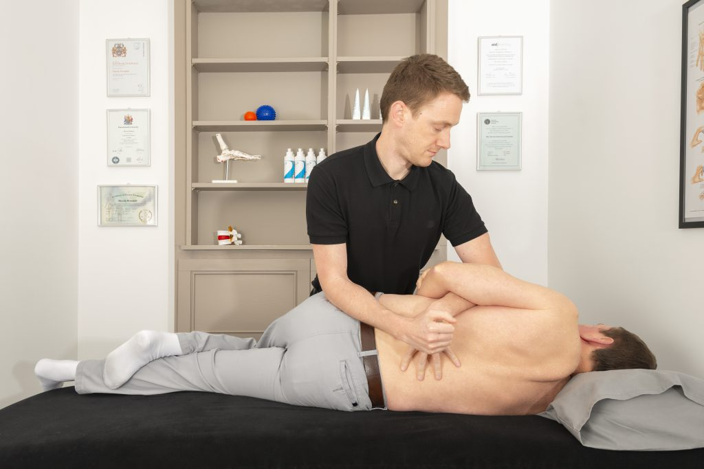 Osteopathy at Bodyfix Clinic