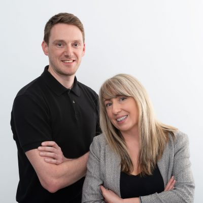Nicole Preskett and Andrew Graham, Co-founders of BodyFix Clinic